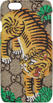 Gucci Beige Tiger Iphone 6 Case