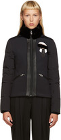 Fendi Black Down Karlito Jacket