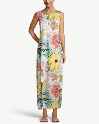 Chico's Sleeveless Knit Maxi Dress
