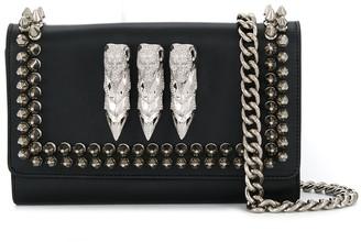 Philipp Plein Stud-Embellished Clutch Bag