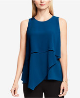 Vince Camuto Asymmetrical Layered Top