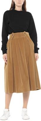 GRAND MORIN Overall skirts