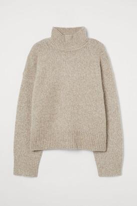 H&M Polo-neck jumper