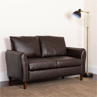 Ebern Designs Lafrance Upholstered Loveseat Ebern Designs
