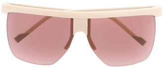 DKNY Aviator Sunglasses