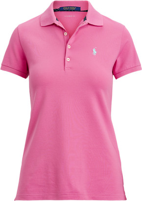 Ralph Lauren Tailored Fit Pique Golf Polo