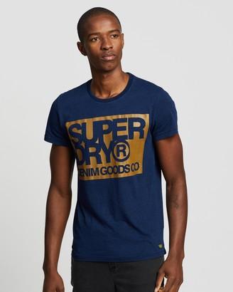 Superdry Denim Goods Co Tee