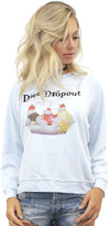 Wildfox Couture Diet Dropout Kim's Sweater in Blue Tears