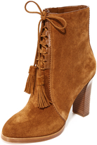 Michael Kors Odile Lace Up Booties
