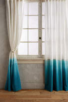 Anthropologie Ombre Horizon Curtain