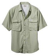 Hook & Tackle Men's Gulf Stream Short-Sleeve Fishing Shirt - M