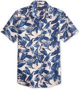 American Rag Men's Botanical Cotton Shirt, Only at Macy's