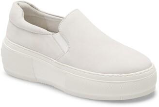 J/Slides Cleo Platform Slip-On Sneaker