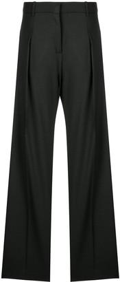 Victoria Victoria Beckham High-Waist Tailored Trousers