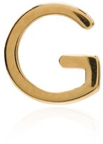 Loquet G letter charm
