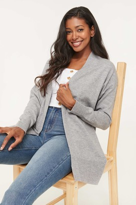 Ardene Eco-Conscious Recycled Fabric Cardigan
