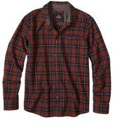 Prana Men's Woodman Plaid Shirt