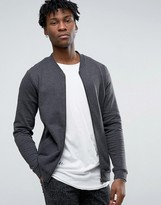 ONLY & SONS Jersey Bomber Jacket