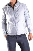 Virtus Palestre Men's Grey Polyester Outerwear Jacket.