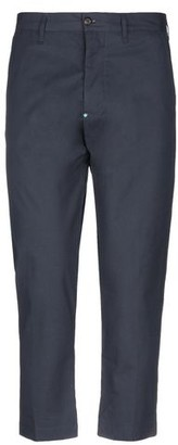 WHITE SAND 88 3/4-length trousers