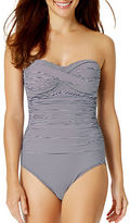 Anne Cole Strapless One-Piece