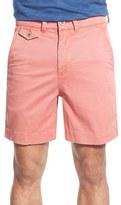 Vintage 1946 Men's 'Sunny' Stretch Twill Chino Shorts