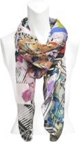 Christian Lacroix Cadavre Exquis shawl