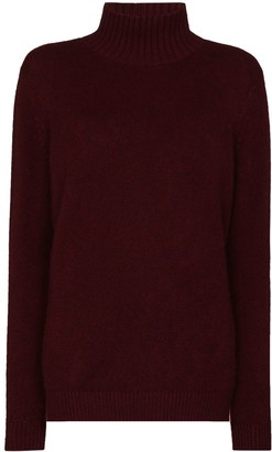 The Elder Statesman Turtleneck Cashmere Jumper