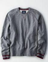 American Eagle Outfitters AE Raglan Crew Neck Sweatshirt