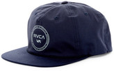 RVCA Strums 5 Panel Snap Back