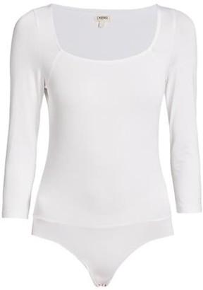 L'Agence Angel Squareneck Bodysuit