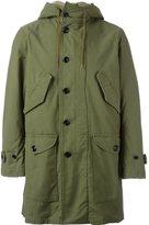 Saint Laurent 'M51' parka coat