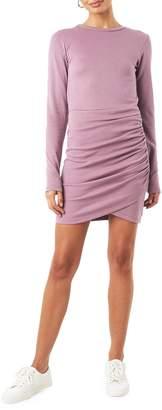 NA-KD Na Kd Ruched Jersey Dress