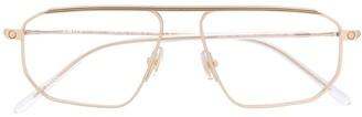 S'nob Duetto aviator glasses