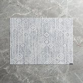 Crate & Barrel Chilewich ® Mosaic Blue Placemat