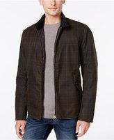 Barbour Men's Tartan Helmsdale Wax Jacket