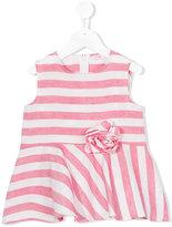 Il Gufo striped T-shirt - kids - Cotton/Linen/Flax - 3 yrs