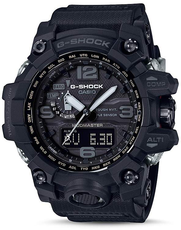 Casio G-Shock Watch, 56.1mm