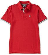 Psycho Bunny New St Lucia Short-Sleeve Polo Shirt