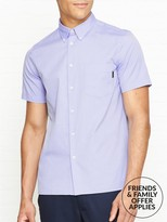 Paul Smith Short Sleeve Oxford Shirt