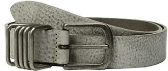 Amsterdam Heritage 30011 (Grey) Women's Belts