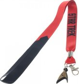 Lanyard - Star Trek - with Charm New Anime Licensed la15zusta