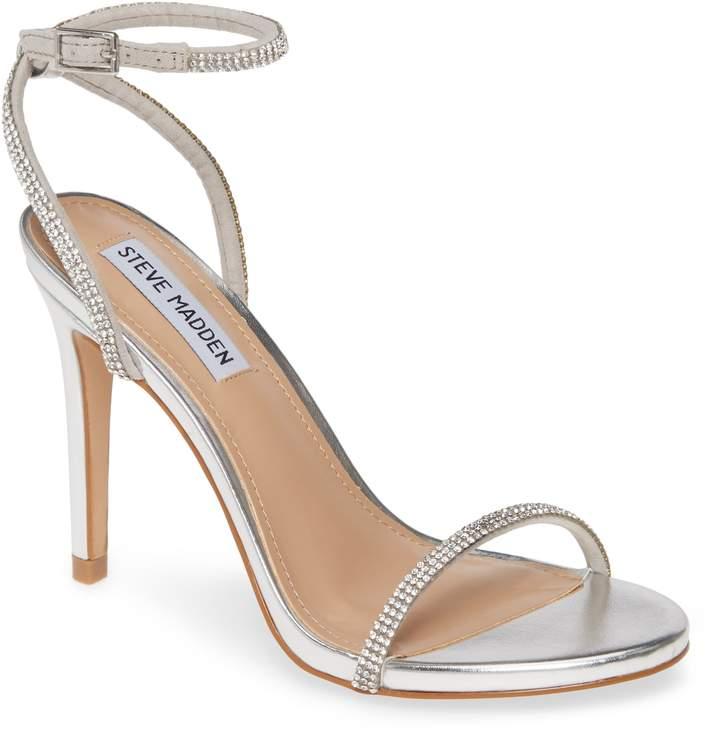 6027f599932 Festive Ankle Strap Stiletto Sandal