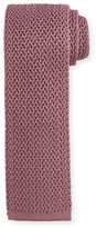 Tom Ford Silk Knit Flat-End Tie