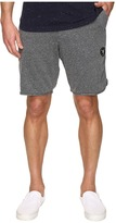 VISSLA Sofa Surfer Devils Horn Fleece Shorts 20""
