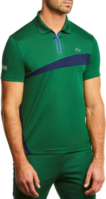 Lacoste SPORT Performance Pique Tennis Polo