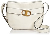 Tory Burch Gemini Link Small Patent Leather Shoulder Bag