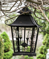A&B Home Outdoor Lantern Chandelier