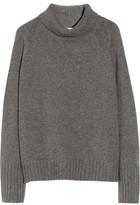 Vanessa Bruno Merino wool and cashmere-blend turtleneck sweater
