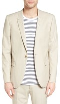 Topman Men's Skinny Fit Suit Jacket